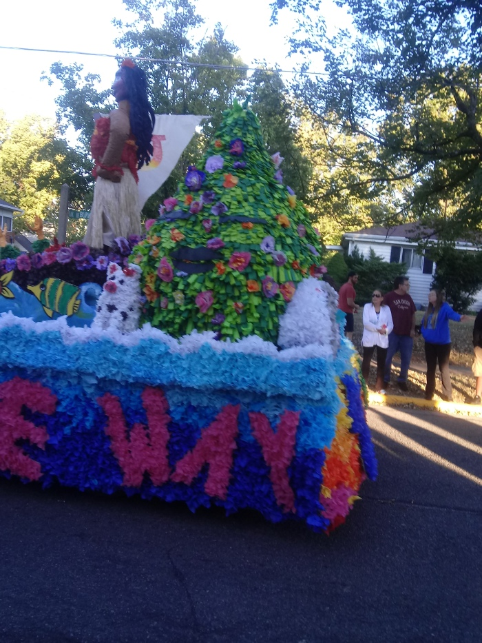 Senior Float